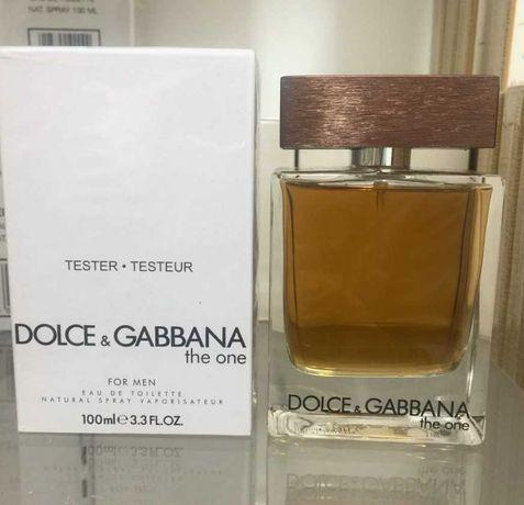 Прекрасный и притягательный аромат Dolce&Gabbana The One For Men 100ml