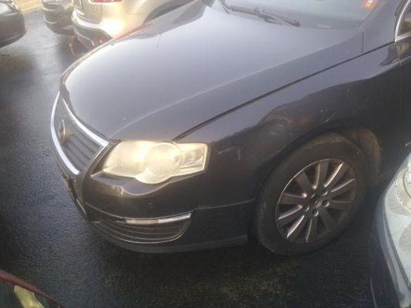 VW Pasat 2007 на части