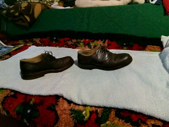 Маркови обувки Frye