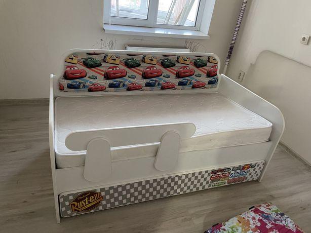 Срочно продам Детская кровать для мальчика