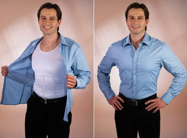 Slim n Lift Мужское белье для коррекции фигуры