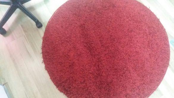 Страхотен шаги килим 120см