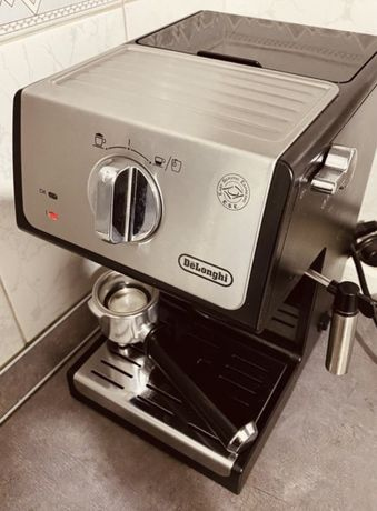 Кофемашина +кофемолка