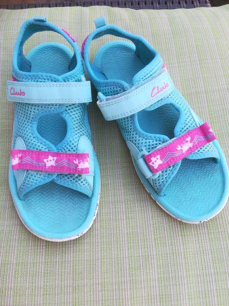 Sandale originale Clarks pentru copii