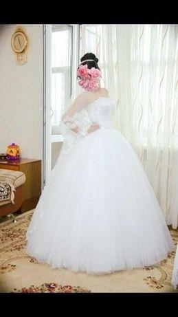 Платье свадебное (продажа/прокат)
