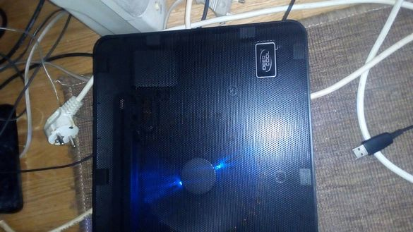 USB охлаждане за лаптоп