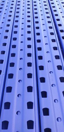 Rafturi metalice noi la pret de sh 100x10