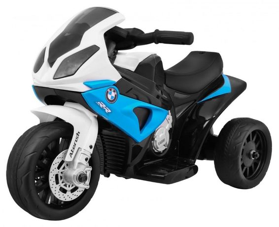 BMW S1000 RR (5188) motocicleta electrica mica de 6 volti, Albastru