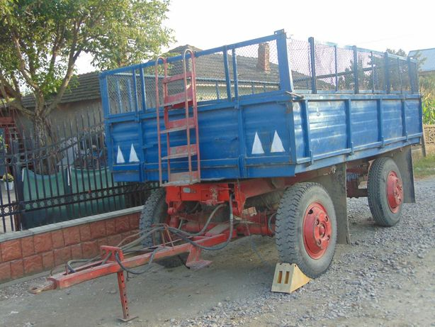 Remorca Carte RAR + ITP RM2 pt tractor