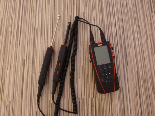 KIMO HQ210 Dispozitiv Masura Calitate Aer Aparat Masura Tester