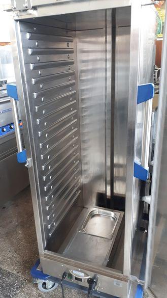 Топъл шкаф за храна/ втасвалник мобилен