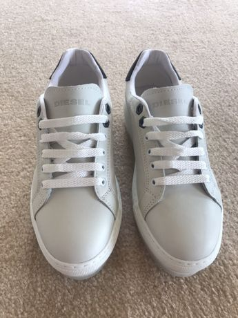 Sneakersi piele Diesel