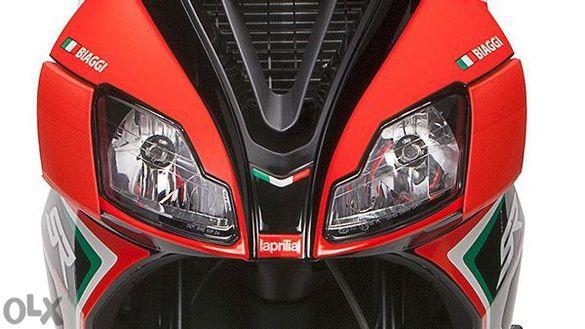 Aprilia Sr50 factory ditech LC Piaggio, Minarelli, вилка, амортисьор
