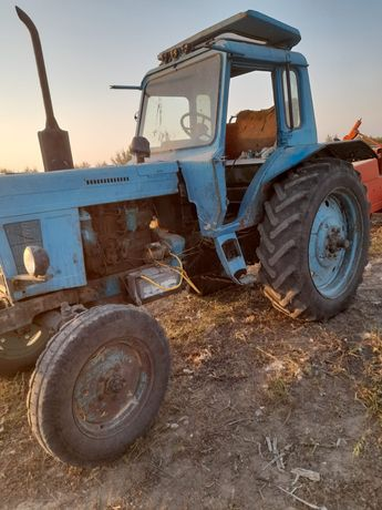 Трактор МТЗ 80 СРОЧНО