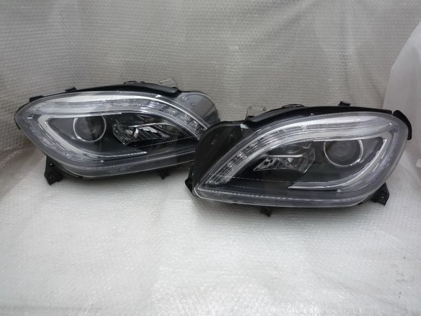 Mercedes ML W166 166 ILS LED bi-xenon far xenon droser calculator