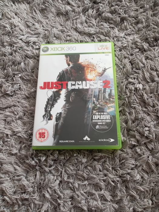 Joc/jocuri Just Cause 2 Xbox 360/Xbox one original Bucuresti - imagine 1