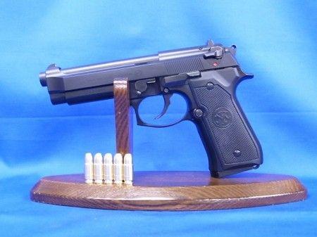 Pistol Airsoft AUTOMAT Modificat Full Metal Beretta M9 Co2 gaz 6mm Tim
