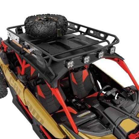 Portbagaj Adventure pentru Can-Am Maverick Sport MAX