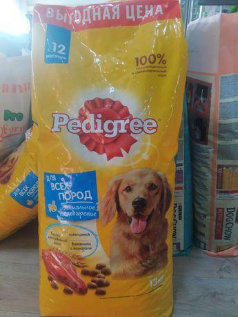 Корм для собак Pedigree 13кг