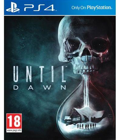 Until Dawn / PS4 / Игра / Нова / Playstation4 / TV