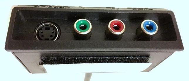 adaptor conector 9 pini Gigabyte RGB S-video NOU