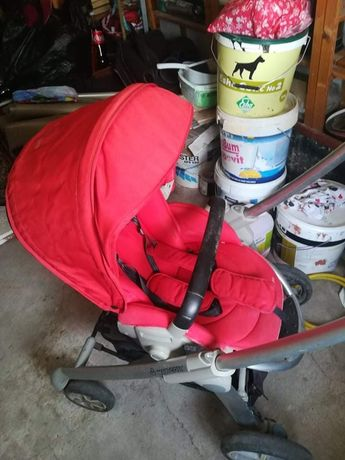 Детска количка зимна и летна