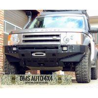 Bara fata HD4 pentru Land Rover Discovery IV (fara bullbar/conducte)