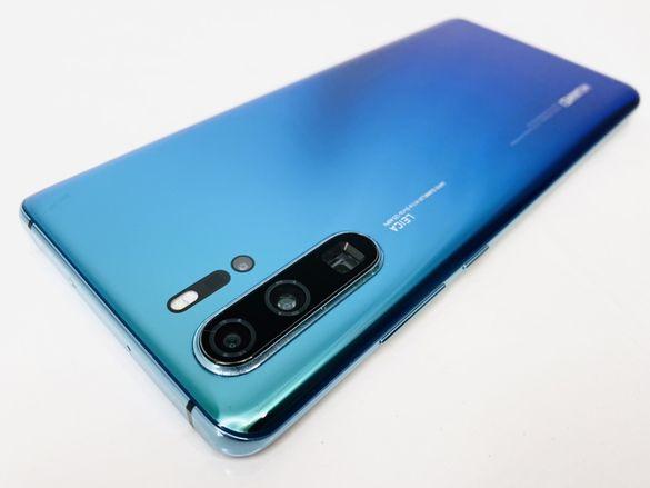 Huawei P30 Pro 128GB 8GB RAM Aurora Отличен! Гаранция!