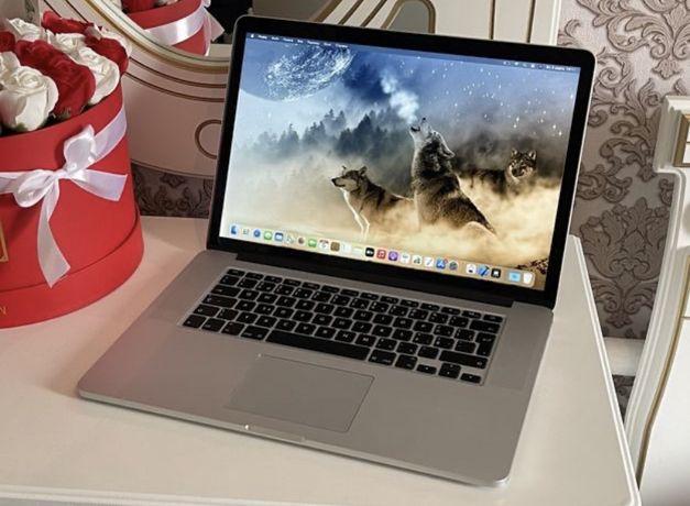 ТОПОВЫЙ Macbook Pro 15,4-inch Mid 2015 core i7/16gb/256gb SSD Макбук