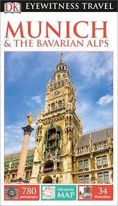Пътеводител - Мюнхен и баварските Алпи на английски
