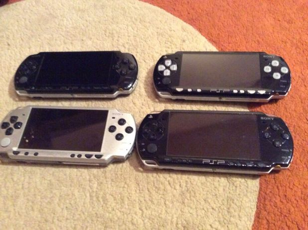 Piese PSP Consola 2004 3004