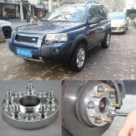Flanse distantiere 30 mm Land Rover Freelander 1 si 2