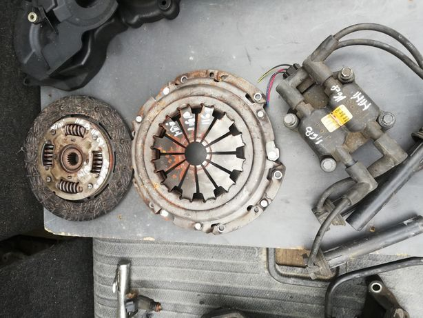 Disc , placa, bobina cu fise mini cooper R50, R53, motor 1,6 hdi, 116c