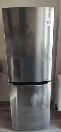 Холодильник LG GA-B389