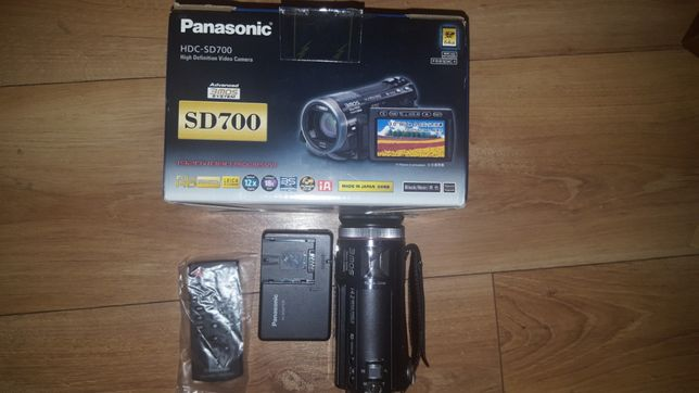Camera video FullHD Panasonic HDC-SD700