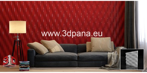 3Д ПАНЕЛИ, декоративни облицовки за стени итавани и тавани І пана 0115