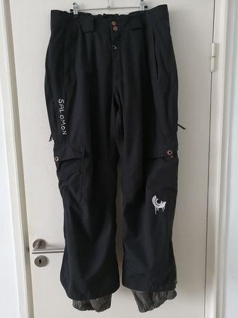 Pants snowboard Salomon