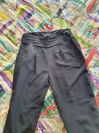 Pantaloni negri BERSHKA 34