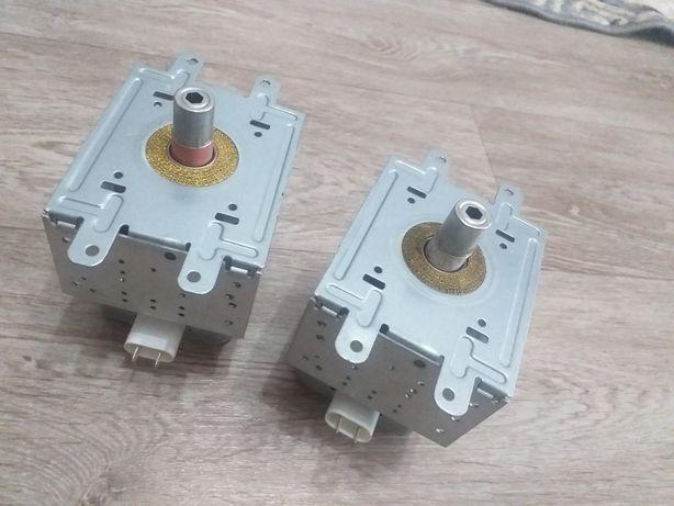 Продам новые магнитроны 2 штуки универсальные,для эсч печь.