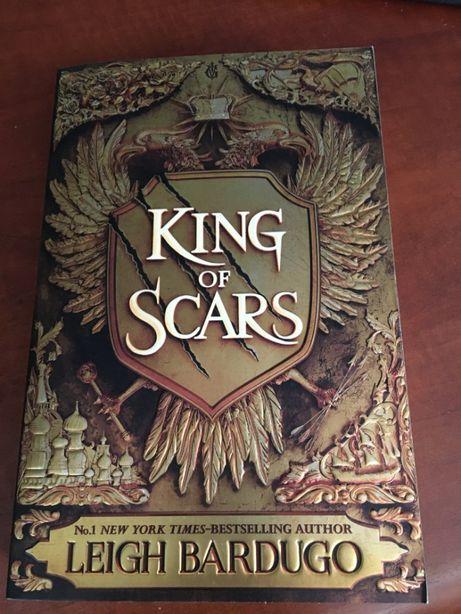King of Scars-Leigh Bardugo+cadou