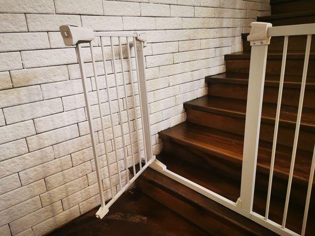 Детская, защитная калитка-барьер на лестничный или дверной проем.
