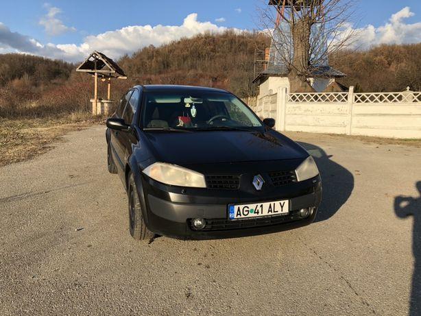 Vand/Schimb (cu utilaje agricole/logan pick-up) Renault Megane 2 1.5dc