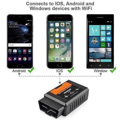 Обд2 сканер на айфон и андроид