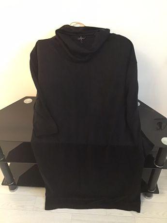 Продам черное длиное трикотажное платье размер 5052 произ Турция