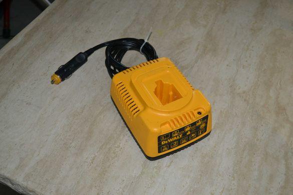 Dewalt DE 9112 зарядно , зарежда от автомобил