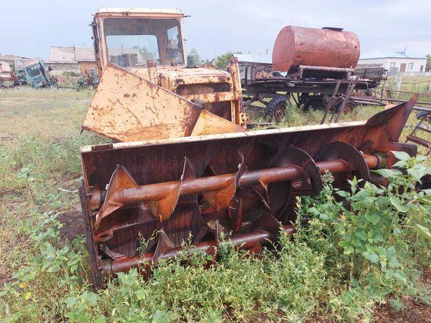 снегоочиститель шнеко-роторный на трактора  б.у