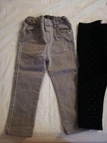 Pantaloni fetiță 92cm