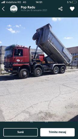 Inchiriez camion 8x6