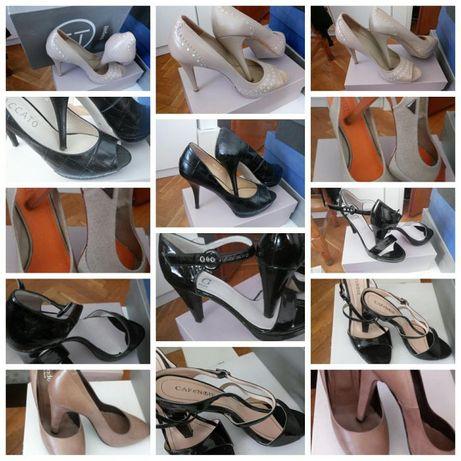 Дизайнерски италиански обувки от естествена кожа!