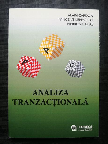 Analiza Tranzactionala - Alain Cardon, Vincent Lenhardt